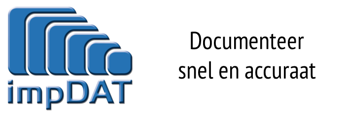 Slide impDAT - documenteer